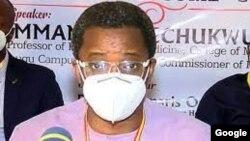 Dr. Uyilawa Okhuaihesuyi, Shugaban Kungiyar Likitocin Najeriya