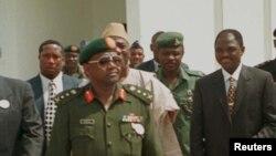 Jenerali Sani Abacha yahoze atwara Nijeriya.
