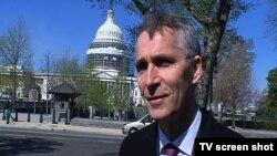 워싱턴을 방문 중인 옌스 슈톨텐베르크 나토 사무총장이 6일 VOA 세르비아어 방송과 인터뷰했다.