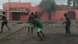 Togo : la police tire des gaz lacrymogènes sur des manifestants (vidéo)