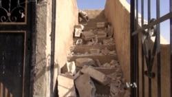 Villagers Near Kobani Live in Constant Fear of IS Shelling