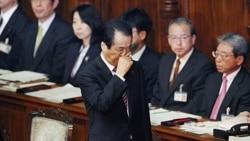 تاريخ استعفای نخست وزير ژاپن لايحه بازسازی کشور را تهديد می کند