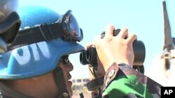 A U.N. Peacekeeper