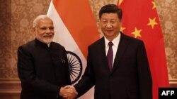 بھارتی میڈیا کے مطابق چنئی میں دونوں سربراہان مملکت کے درمیان ملاقات کے دوران کسی نئے معاہدے یا مفاہمتی یادداشت پر دستخط کا کوئی امکان نہیں ہے۔ (فائل فوٹو)