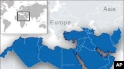 مشرق وسطیٰ