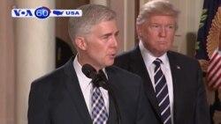 TT Trump đề cử thẩm phán Tối cao Pháp viện trẻ nhất trong lịch sử (VOA60)