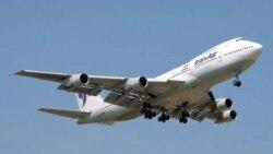 به دلیل تحریمهای بینالمللی، ایران ایر با مشکل سوختگیری مواجه بود و مجبور بود تا پروازهای اروپایی را با توقف در کشور سوم انجام بدهد.