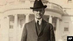 少言寡语的柯立芝总统
