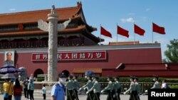 焦点对话:北京制裁特朗普前官员 给拜登政府下马威?