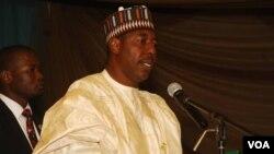 Gwamnan Borno Babagana Zulum