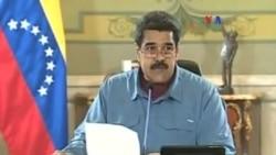 Maduro anuncia juicio contra el Parlamento