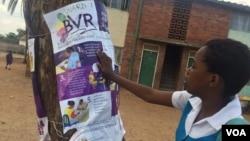 Solukhutshulwe uhlelo lweBiometric Voter Registration olwenziwa yiZimbabwe Electoral Commission.