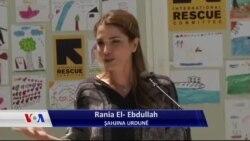شاژنی ئوردن داوا دەکات ڕێوشوێنی یاسایی دابنرێت بۆ گەیاندنی کۆچبەرانی سوری بۆ ئەوروپا