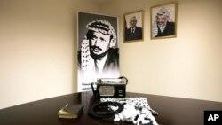 Rastros del elemento radiactivo Polonio, fueron encontrados en artículos de Yasser Arafat, el ex presidente de la Autoridad Palestina, y premio Nobel de la Paz.