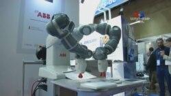 Շուրջ 15 տարուց աշխարհում աշխատատեղերի միջինում 38 տոկոսը կզբաղեցնեն ռոբոտները