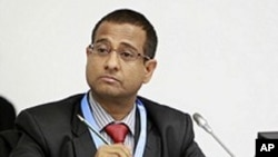 "The U.N. special investigator on Iran, Ahmed Shaheed, said on Nov. 11, 2015, ""The increasing intimidation of journalists is hindering their ability to operate freely in Iran."""