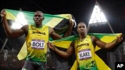 Các ngôi sao điền kinh tại Olympic London 2012