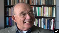 Economics Professor Dale Mortensen of Northwestern University is one of three co-recipients of the 2010 Nobel Prize for Economics