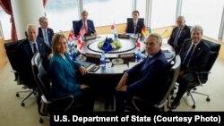 وزرای خارجه هفت کشور صنعتی جهان، در پایان نشست شان بیانیه ای صادر کردند.