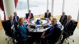 Kërcënimet e sigurisë në qendër të takimit të G-7