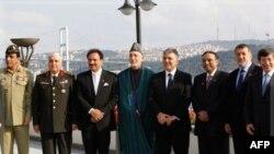 Učesnici konferencije o Avganistanu, koja se održava u Istanbulu