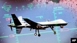 Drone da Força Aérea Americana (foto de arquivo)