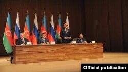 Azərbaycan-Rusiya biznes forumu