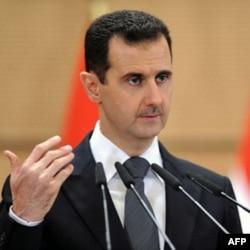 Bashar al-Assad, Suriya rahbari