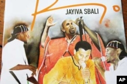 The cover of Madlingozi's latest CD, 'Jayiva Sbali'