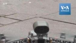 Marseille pankuru djate minai kelando drone bi sanfai walasa kaseka dugu Djateminai ka sababukai corona virus banakisaiye