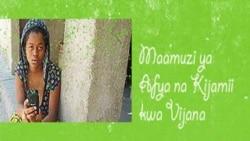 Wanawake: Mahojiano na Lulu Michael - 5:12