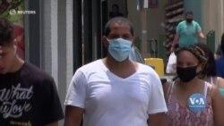 «Носити маски» стає головним посилом до американців під час пандемії. Відео