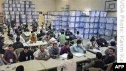 Irak'ta Seçimlere Katılma Oranı Yüzde 62