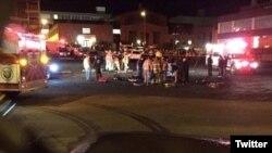 Inicialmente, uno de los funcionarios del hospital había informado que una de las víctimas estaba en condición crítica.