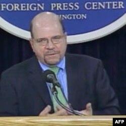 Kristofer Del, ambasador SAD u Prištini