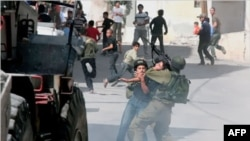 Израильские пограничники открыли огонь по участникам протестов