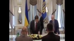 烏克蘭總統表示隨時準備延長停火