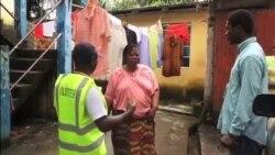 مقررات منع و رفت و آمد سه روزه برای مبارزه با گسترش ابولا در سییرالئون