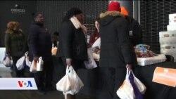 Banke hrane pomažu uposlenicima američke vlade koji su bez plate
