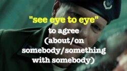 Học tiếng Anh qua phim ảnh: See eye to eye - phim Super 8