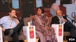 کراچی لٹریچر فیسٹیول کی تصویری جھلکیاں