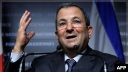 Міністр оборони Ізраїлю Егуд Барак