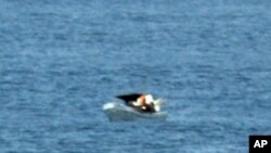 En el naufragio fallecieron dos de los jóvenes pescadores que tripulaban la embarcación.