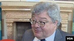 Rajnhard Bitikofer, član Evropskog parlamenta i nemačke stranke Zelenih