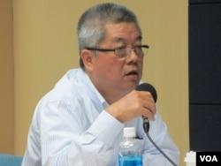 文化大学政治系教授杨泰顺