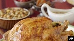 Печеното мисиркино по традиција е централен дел на трпезата за Денот на благодарноста.