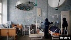 Больница в Вологде