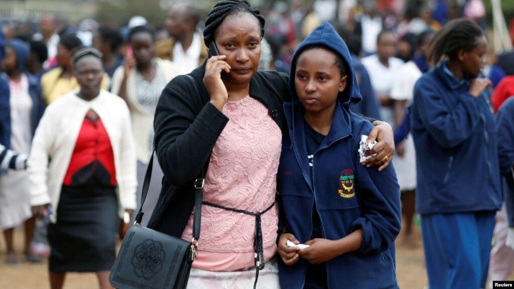 Kenia: zjarr në një konvikt, digjen 7 vajza