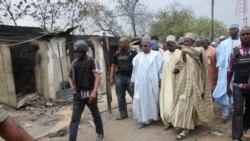 Kwamitin binciken harin Baga ya kai ziyara jahar Borno - 2:35