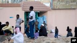Para pekerja migran di Arab Saudi (foto: ilustrasi).